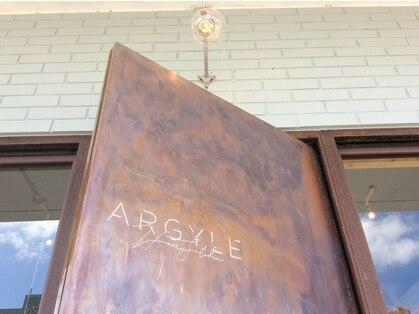 アーガイル(ARGYLE)の写真
