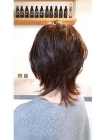 hair sos今っぽ☆ウルフスタイル