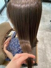 テラスヘア センダイ(TERRACE hair SENDAI)髪質改善ストレート