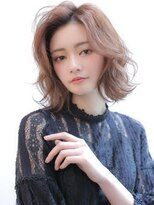 《Agu hair》プリカール風ボブで女っぽ◎
