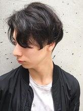 ヘアサロン ブリーン トウキョウ(Hairsalon BREEN Tokyo)【BREEN原宿】無造作センターパートパーマ