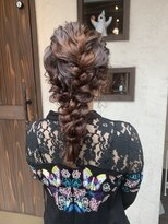 hair arrange☆