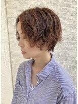 リル ヘアーアンドスマイル(LiL HAIR&SMILE)2020 SS LiL hair  by村上47