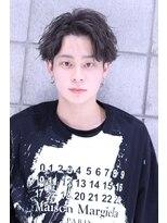 リップスヘアー 梅田アネックス(LIPPS hair)ショートセンターパート