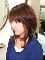 ☆毛の先まで水分バランスのとれた潤いヘア☆