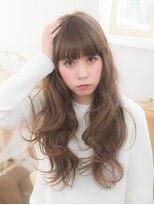 オーブ ヘアー アクネ 長岡京店(AUBE HAIR acne)ラフな外国人風☆ウェーブスタイル