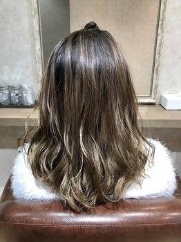 ルル ヘアーデザイン(RURU Hair Design)の写真/カラー剤150色以上!!オーガニックカラー、イルミナ、スロウ、アディクシー、取り扱い☆