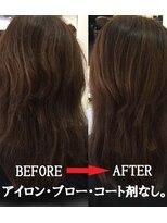 ヘアーデザインムーヴ(Hair design MOVE)毛髪改善4