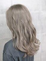 オーブ ヘアー レイ 沖縄北谷店(AUBE HAIR ray)【AUBE HAIR】透け感_ミルクティーベージュ