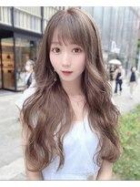 シマ シックス ギンザ(SHIMA SIX GINZA)Cinnamon milk beige × Idol see-through × Mermaid Wave