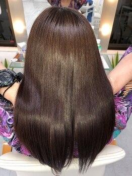 ヘアーメイクマイフェアリーの写真/ヘアケアマイスター資格取得のスタイリストがあなたの髪のお悩みを徹底サポート&解決いたします!!