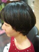 キーナ(Organic Hair KI-NA)マッシュなショート