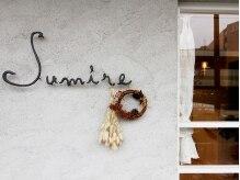 スミレ Sumireの雰囲気(オーナー自らがデザインしたお店☆所々にこだわりと遊び心が…♪)