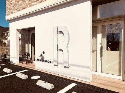 ヘアーラウンジアール(Hair Lounge R)の写真