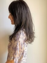 ヘア ミール(hair mirle)ブルーバイオレット