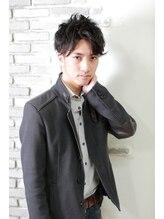 HAIR&GROOMING YOSHIZAWA Inc. PREMIUM☆ツーブロック マッシュ☆