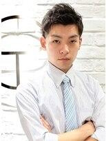 銀座マツナガ 箱崎店(GINZA MATSUNAGA)【マツナガ箱崎】好感度◎ビジネスショート