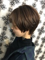 ヘアデザイン ダブル(hair design Double)冬ショート