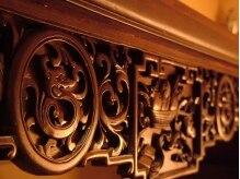 アブリコ(ABRICOT)の雰囲気(こだわりの中国アンティークの家具。)