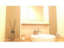 フォイズ(Foiz)の雰囲気(restroomも広々としてホテルのスイートルームのようなデザイン!)