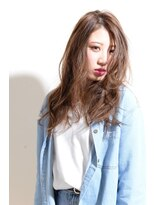 シック 桶川東口店(CHIC)☆春にオススメ☆色っぽウェーブロング☆