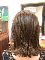 ミーノ(mieno)髪質改善カラー