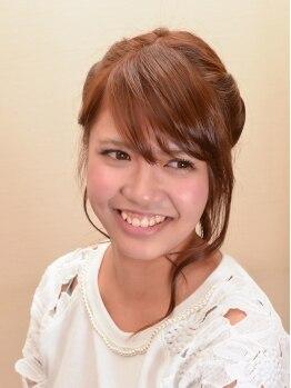 ナティ ヘア ワークス(NATY HAIR WORKS)の写真/色持ちバツグン★オーガニック系のカラー剤を使用し、髪の状態に合った美しいヘアーへと導きます。