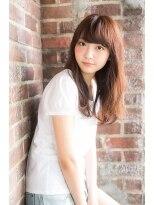 オーブ ヘアー コト 京都北山店(AUBE HAIR koto)夏におすすめ!透け感カラーで触れたくなる質感に♪