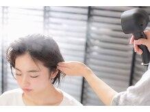 ■『ナノスチーム』で、しなやかな髪を手に入れよう!