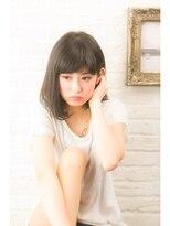 レヴィスト 吉祥寺(REVIEST by twowish)REVIEST吉祥寺☆切りっぱなし×ボブディ×黒髪×小顔