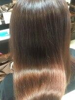ヘアケアサロン シェーン(hair care salon Schon)大人女子に人気のピンクグレージュカラー+やばトリ