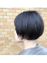 ノエル ヘアー アトリエ(Noele hair atelier)『Noele』ブラックショート