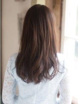 ヘアメーク パッセージ 仙川店の写真/トレンドカラーを楽しみながら髪質改善も出来る、大人女性のわがままに答えた【N.(エヌドット)COLOR】