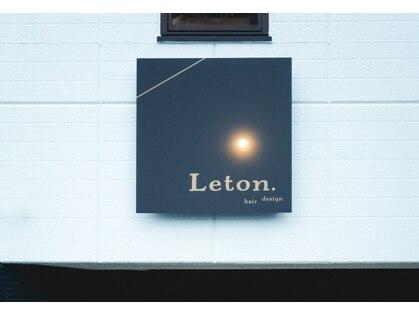 レトン(Leton)の写真