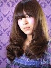 ラピンヌヘアードレッサー(Lapines hairdresser)フェミニンパーマ