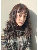 エルサロン 大阪店(ELLE salon)ヴィンテージウェーブヘア/疋谷 徹