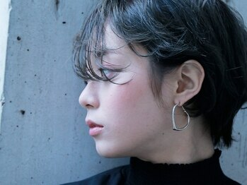 リリ バイ グランツ(LiLi by Glanz)の写真/【宇都宮市錦】ばっさりショートにするなら《LiLi》で!お手入れも楽、時間をかけずまとまるStyleに◎