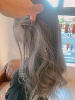ネオヘアー 曳舟店(NEO Hair)インナーシルバーcolor