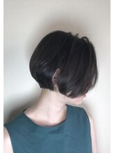 ヘアーサロン シュシュ(hair salon Chou Chou) mini_bob