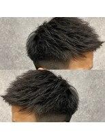 セブン ヘア ワークス(Seven Hair Works)[カットベーシック}校則もOK!メンズカット