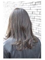 ヘアーデザイン キャンパス(hair design Campus)【イルミナRカラー☆】フォレストグレージュ♪