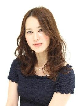 サクラビューティー リム(SAKURA Beauty limb)の写真/【オーガニックで頭皮にも優しい♪】敏感肌/髪のダメージ/色味など不安な事はなんでもご相談下さい◎