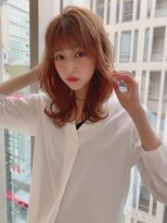 ユーフォリアギンザ(Euphoria GINZA)【Euphoria銀座】大人可愛い小顔ヘア☆ひし形ミディアムレイヤー