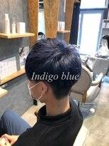 ダブルケーツー 倉敷店(wk-two)☆メンズカラー Indigo blue☆