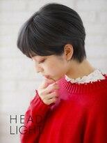 アーサス ヘア デザイン 国立店 (Ursus hair Design by HEAD LIGHT)*Ursus *大人カジュアルショート
