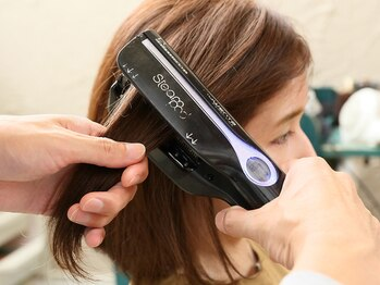 美容室シエル(Ciel)の写真/【マンツーマン】髪に関する様々なお悩みも丁寧なカウンセリングと高い技術力で解決へと導きます☆