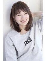 【GARDEN】耳かけミディアム【ジグザグバング3Dカラー(田塚裕志)