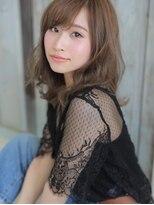 アグ ヘアー ドレス 喜久田店(Agu hair dress)シアーな質感のある愛されラフウェーブ