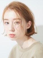 キラ 原宿 表参道(KILLA)ワンレン ミニマムボブ 3Dカラー 【KILLA山下未紗】