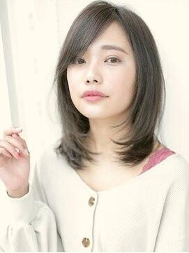 アグ ヘアー ティアラ 泉中央店(Agu hair tiara)品よく清楚な内巻きミディ